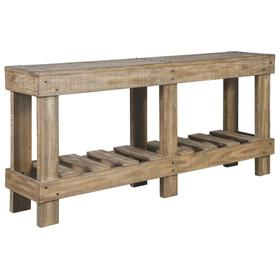 See Details - Susandeer Sofa/console Table