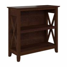 See Details - Small 2 Shelf Bookcase, Bing Cherry