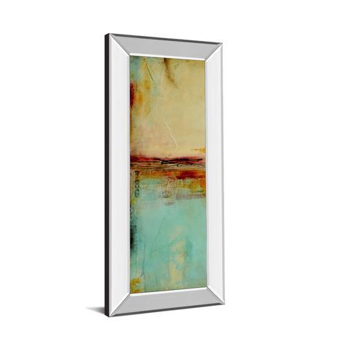 """Eastside Story I"" By Erin Ashley Mirror Framed Print Wall Art"