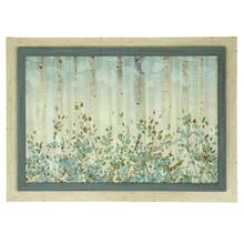 See Details - Dream Forest I Textured Print Custom Framed