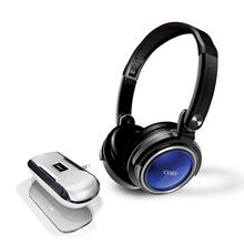 Deep Bass Stereo Headphone and Mini MP3 Speaker