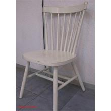 View Product - Spindle Back Side Chair - White