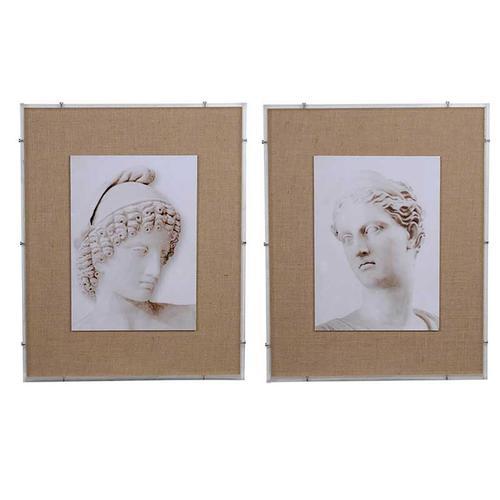 A & B Home - S/2 Acrylic Wall Decor
