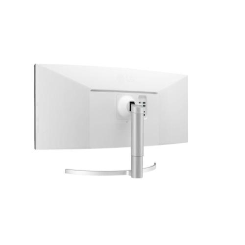 LG 38WN95C-W 38 Inch UltraWide QHD+ IPS Curved Monitor with Thunderbolt™ 3 Connectivity