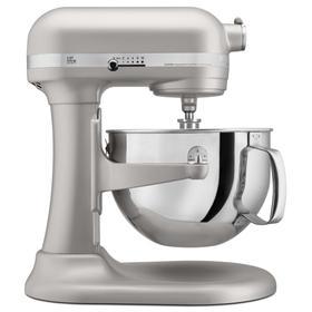 Pro 600™ Series 6 Quart Bowl-Lift Stand Mixer - Nickel Pearl