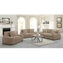 Big Chill Tan Sofa, Loveseat, 1.5 Chair & Swivel Chair, U2247