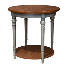 Waters Edge End Table