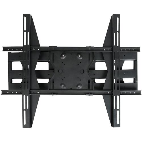 "Dual Arm Articulating (Full Motion) Outdoor Weatherproof Mount for 49"" - 80"" TV Screens & Displays - SB-WM-ART2-XL-BL (Black)"