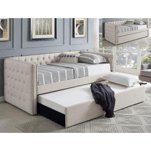 Trina Ivory Daybed