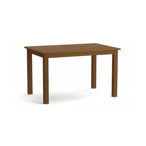 Bassett Furniture - Selwyn Oak Rectangle Counter Table