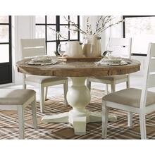 Grindleburg Dining Room Table White/Light Brown