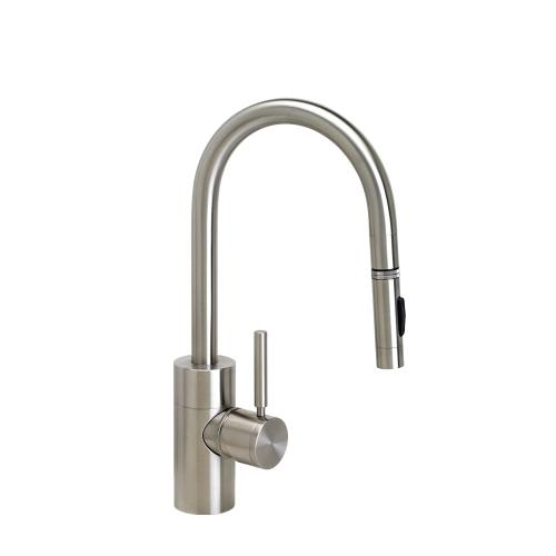 Contemporary Prep Size PLP Pulldown Faucet - 5900 - Waterstone Luxury Kitchen Faucets