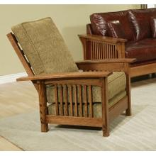MISSION MORRIS CHAIR - 33W x 36D x 40H