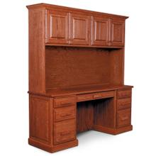 Classic 4-Door Hutch Top, Classic 4-Door Hutch Top, 74""