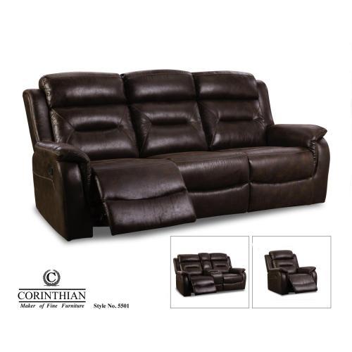Tundra-chocolate Sofa 55501-30