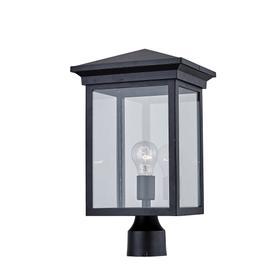 Gable AC8463BK Outdoor Post Light