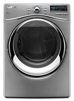 Whirlpool WGD95HEXL Laundry Front Load Gas Dryer Whirlpool® Duet® High Efficiency Gas Dryer with Steam Cycles