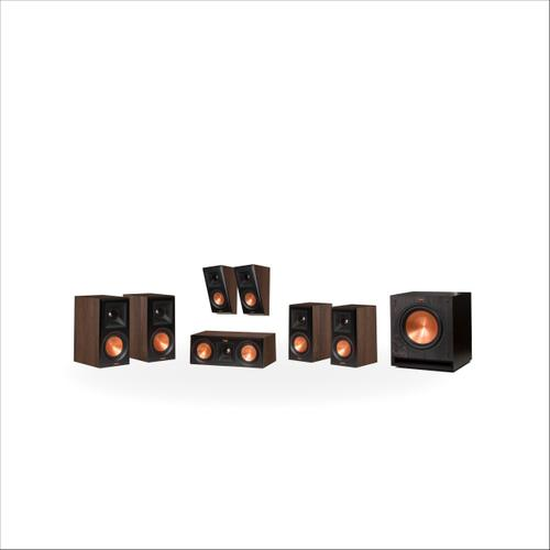 RP-600M 5.1.2 Dolby Atmos® Home Theater System - Walnut