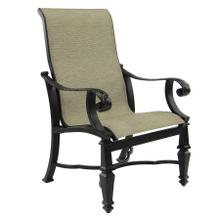 View Product - Bellagio Sling Dining Chair