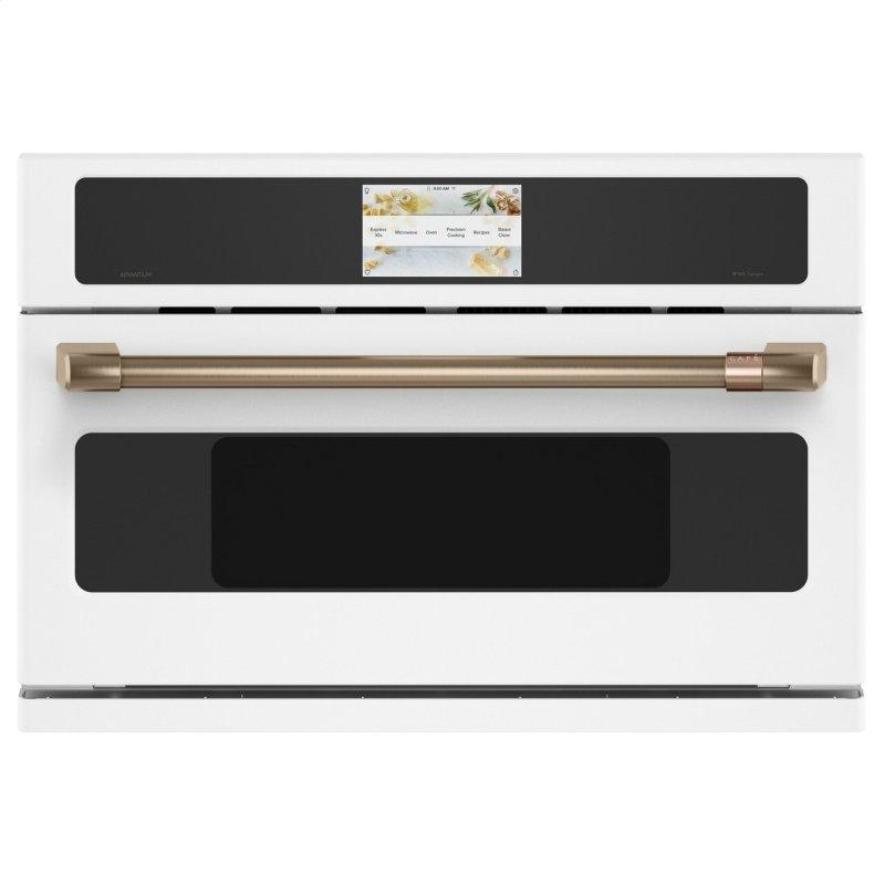 """Café™ 30"""" Smart Five in One Oven with 120V Advantium® Technology"""