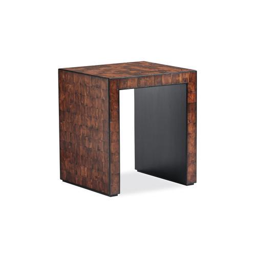 Maitland-Smith - BELLOIR CHAIRSIDE TABLE