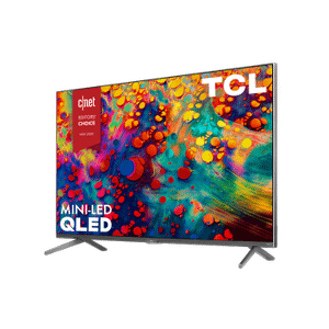 """TCL 75"""" Class 6-Series 4K QLED Dolby Vision HDR Smart Roku TV - 75R635"""