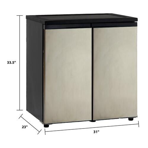 Avanti - 5.5 cu. ft. Compact Refrigerator