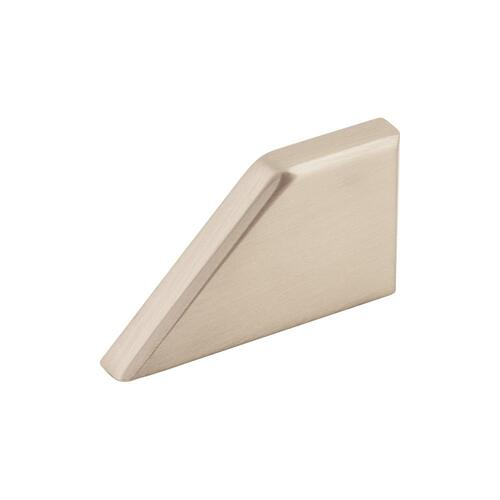 Top Knobs - Tapered Knob 1 Inch (c-c) Brushed Satin Nickel