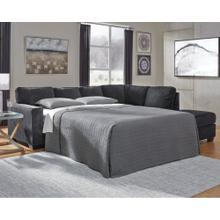 View Product - Altari 2-piece Sleeper Sectional With Chaise