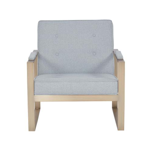 Product Image - Malone Metal Chair - Special Order