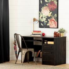 Gravity - Desk, Rubbed Black
