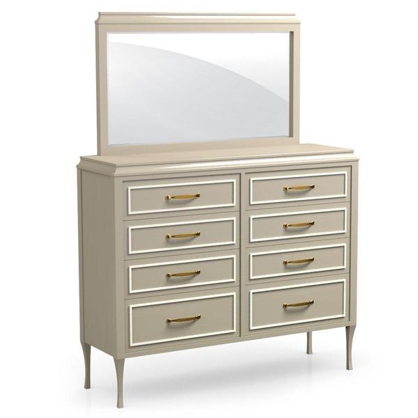 See Details - Haley 8-Drawer Dresser