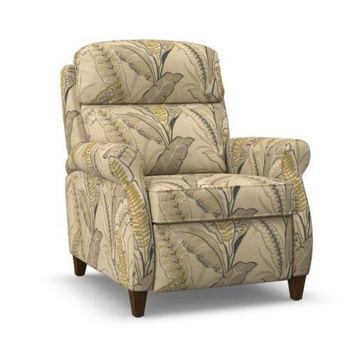 Leslie High Leg Reclining Chair C707PM/HLRC