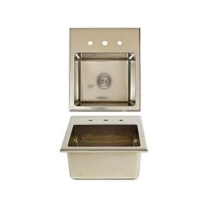 Bay Sink - SK660 Silicon Bronze Brushed Product Image