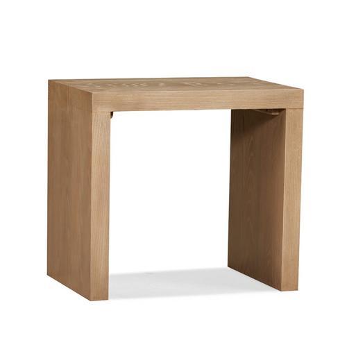 Sonoma End Table - Sandblasted