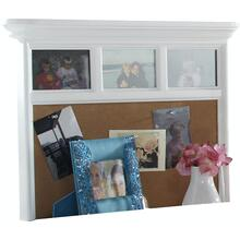 See Details - SweetHeart Nightstand Back Panel
