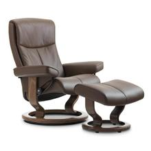 View Product - Stressless Peace (M) Classic chair