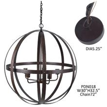 Large Global Pendant