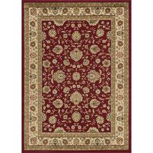 Elegance - ELG5140 Red Rug (Multiple Sizes Available)