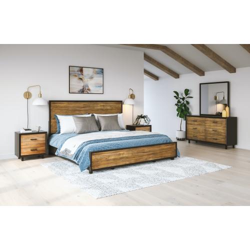 Flexsteel - Alpine King Bed