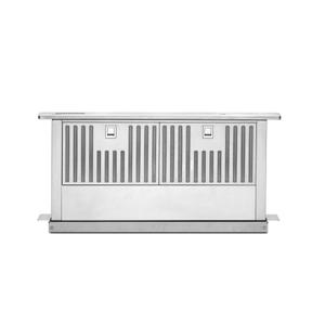 "30"" Retractable Downdraft System, 600 CFM - Stainless Steel Product Image"