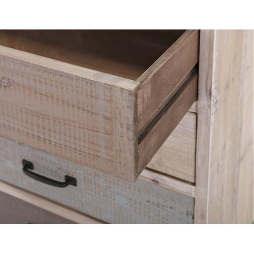 Simon Reclaimed Wood Chest
