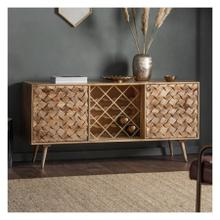 GA Tuscany Sideboard Burnt Wax