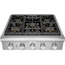 Gas Rangetop 30'' Stainless Steel PCG305W