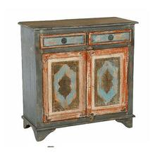 See Details - Terra Gray Accent Cabinet DISCONTINUED
