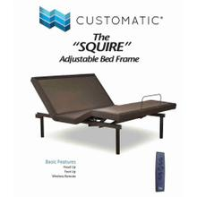 See Details - Squire Adjustable Bed