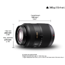 H-FS045200 LUMIX Interchangeable lenses