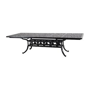 "Gensun Casual Living - Regal 44"" x 74""/114"" Rectangular Extension Dining Table"