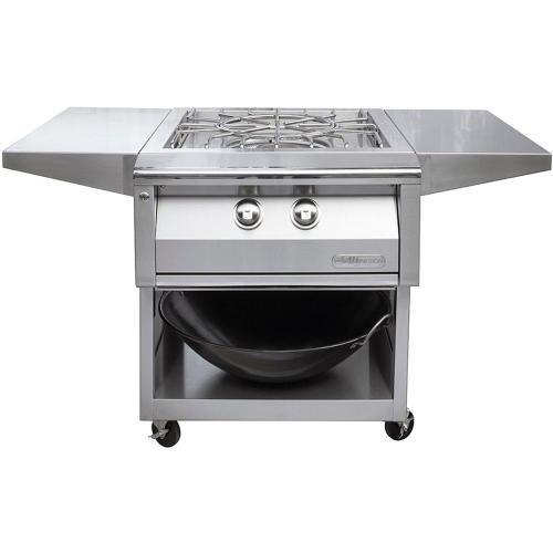 """Alfresco - 24"""" Cart for Versapower Cooker"""