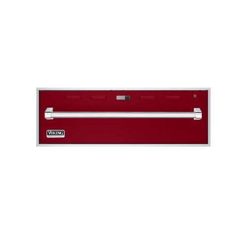 """Apple Red 30"""" Professional Warming Drawer - VEWD (30"""" wide)"""
